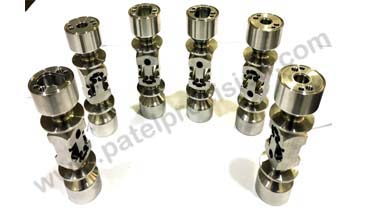 5 AXIS MACHINED COMPONENTS