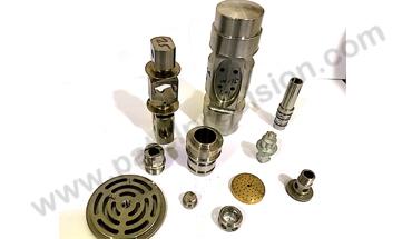 CNC Machined Comp